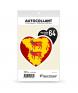 Béarn - Carte | Autocollant Coeur j'aime