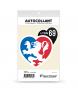 Lyon 69 - Ville | Autocollant Coeur j'aime