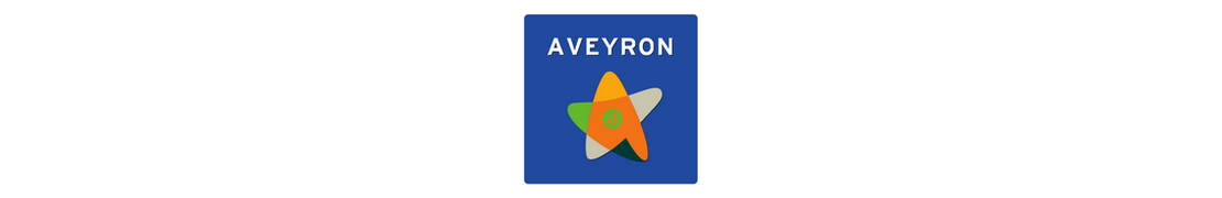 12 Aveyron - Autocollants & plaques d'immatriculation