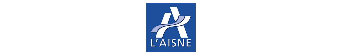 02 Aisne - Autocollants & Plaques d'immatriculation