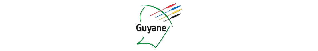 973 Guyane - Autocollants & plaques d'immatriculation