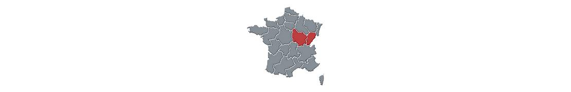 Multi Bourgogne-Franche-Comté - Plaques immatriculation