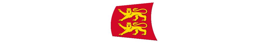Normandie - Autocollants & plaques d'immatriculation