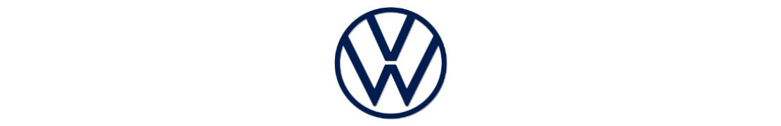 Volkswagen - Autocollant plaque immatriculation