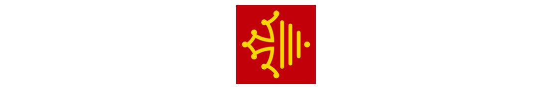Occitanie - Autocollants & plaques d'immatriculation