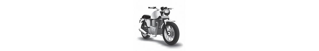 Marques Moto - Autocollants & Plaques d'immatriculation
