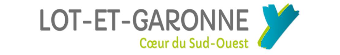 47 Lot-et-Garonne - Autocollants plaque immatriculation