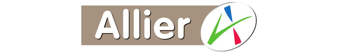 03 Allier - Autocollants & Plaques d'immatriculation