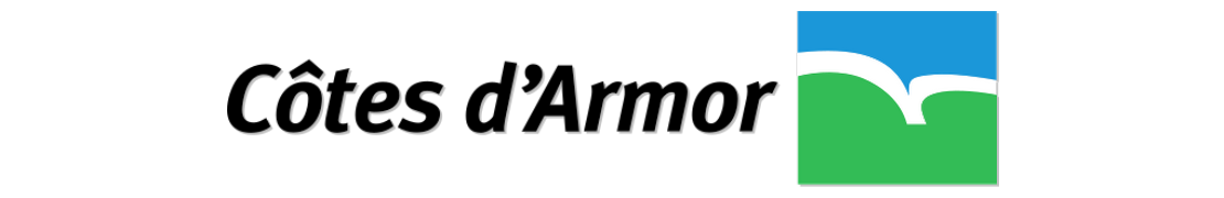 22 Côtes-d'Armor - Autocollants Plaques immatriculation