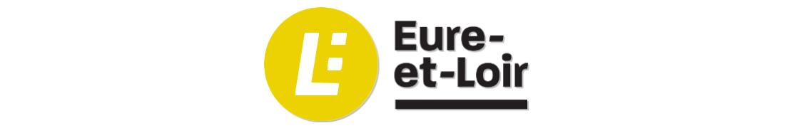 28 Eure-et-Loir - Autocollants & Plaque immatriculation