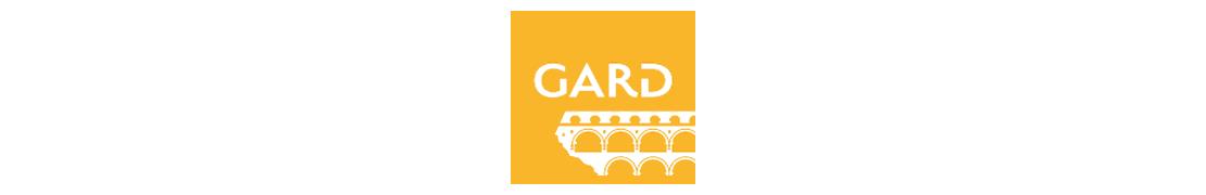 30 Gard - Autocollants & plaques d'immatriculation