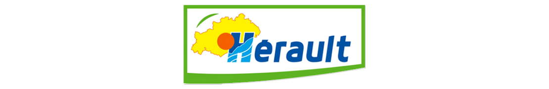 34 Hérault - Autocollants & plaques d'immatriculation