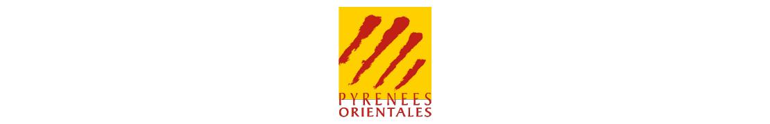 66 Pyrénées-Orientales - Autocollants d'immatriculation